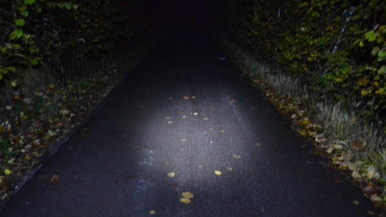(Lauf-)Training in der finsteren Jahreszeit